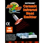 100w Zoomed Ceramic Infrared Heat Emitter